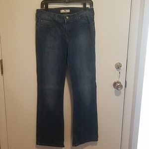Levi's 526 Slender Boot Cut Jeans size 8
